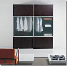 Встроенные гардеробные шкафы купе