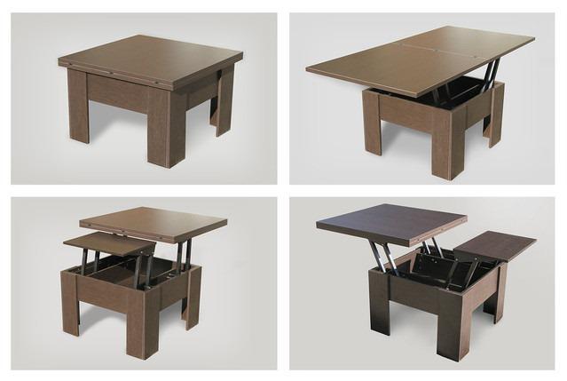 Дизайн журнального стола