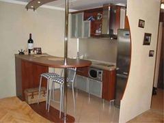 кухонный стол овальный