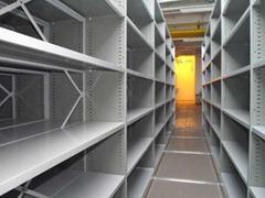 Стеллажи архивные металлические