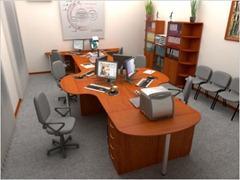 Офисная мебель на заказ - это уникальность и индивидуальность