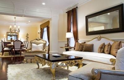 Мебель для гостиных в классическом