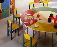 Детские стулья для детского сада и другая возрастная мебель