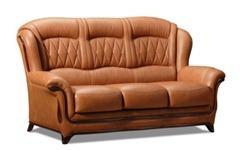 Диван кожаный цена, качество, особенности дизайна