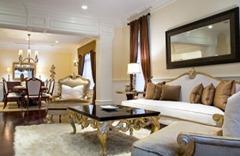 Мебель для гостиных в классическом стиле