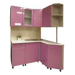 Кухонная мебель угловая для больших и маленьких помещений
