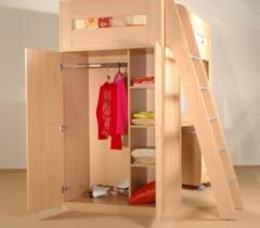 Мебель детская двухъярусная.